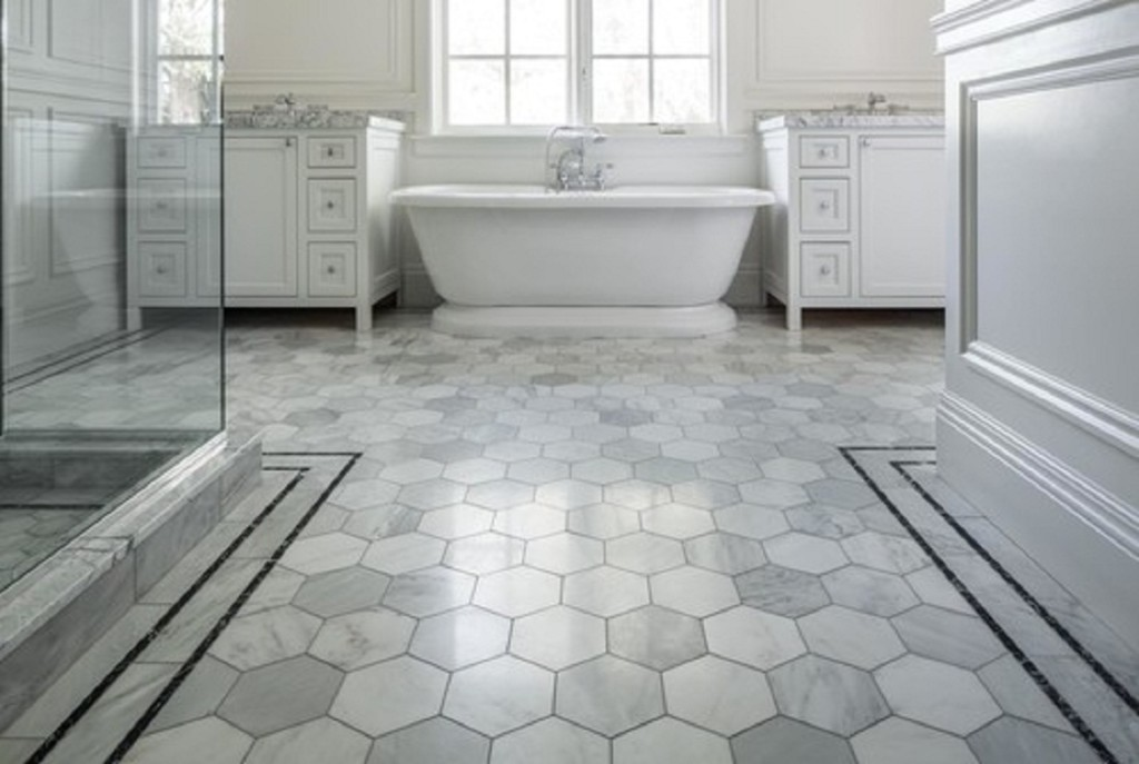 How To Tile A Bathroom Floor Like A Contractor – Polstein\'s Hardware