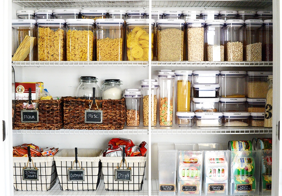 kitchen storage items 5 strategies to get your pantry organized polstein s 3157