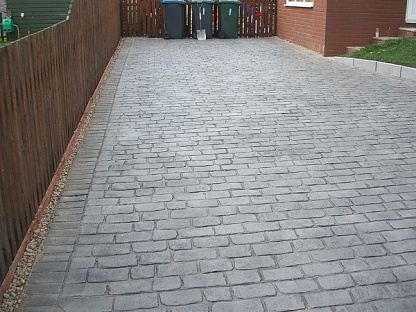 Cobblestone driveway cost polsteins hardware these costs can nearly double however if you decide to go with a colored or stamped finish solutioingenieria Choice Image